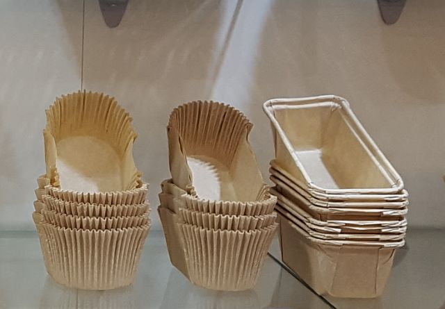 paper moulds for baking - offer